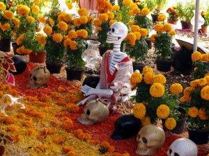 День мёртвых отпразднуют в Москве