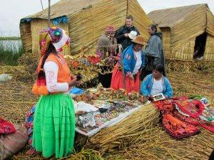 Индейцы урос Перу и Боливии имеют общих генетических предков. Фото - bluesrock.livejournal.com