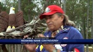 Уолтер Д. «Красный Ястреб» Браун III, вождь племени ноттовей (чирухака-ноттовей) из штата Вирджиния