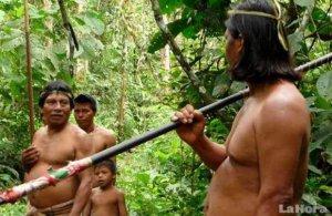 индейцы ваорани