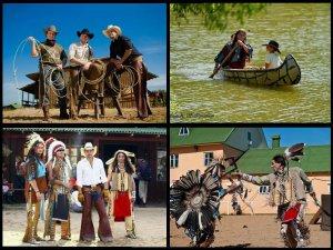 """12 июня под Можайском пройдет Wild Western Festival. Фотографии - конная база """"Аванпост"""""""