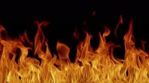 Индейцы мбыа-гуарани на севере Парагвая сожгли заживо «колдунью»