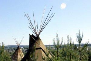 Индейская деревня под Пермью: уже запланирован фестиваль архаичной деревянной скульптуры, фестиваль барабанов и дни растительного мира