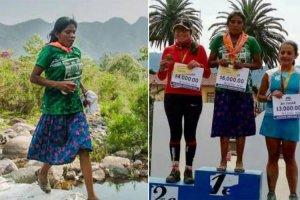 В юбке и сандалиях: индианка тараумара выиграла 50-километровый ультрамарафон