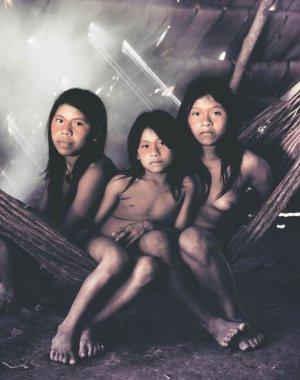 Индейцы ваорани (Эквадор). Фото - Джимми Нельсон / beforethey.com