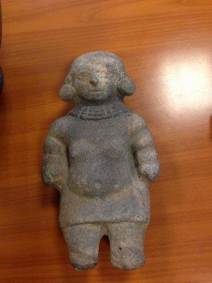 Итальянцы возвращают Эквадору изъятые у контрабандистов археологические ценности. Фото - AGV News / ilvelino.it