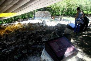 Поселение воинов майя Эль-Растрохон. Фото - laprensa.hn