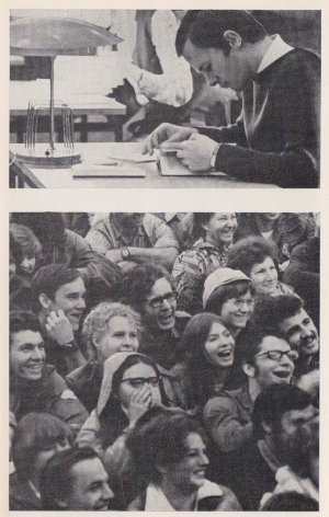 Young people in the USSR. Answers to questions