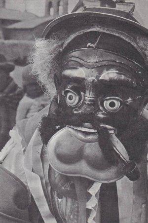 современная «маска дьявола»
