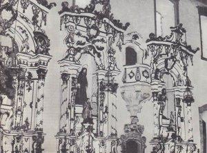 церковь Ору-Прету в бразильской провинции Минас-Жерайс