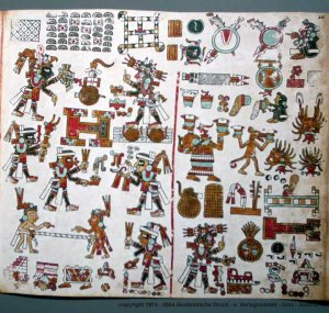 Codex Vindobonensis.