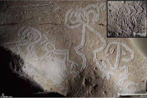 На карибском острове в пещерах обнаружены тысячи надписей, в т.ч. колониального периода