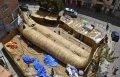 Индейцы аймара строят камышовое судно «Виракоча-III» для плавания по Тихому океану (видео)