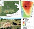 Географическое месторасположение стоянки древнего человека Арройо-Секо 2