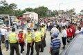 Эквадорские индейцы отправились маршем на Кито. Фото: La Hora / lahora.com.ec