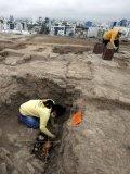 Четыре захоронения культуры Ичма найдены в Уака-Пукльяна. Фото: Reuters: Mariana Bazo