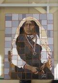 Выставка современного искусства индейцев Северной Америки проходит в Челябинске