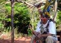 Гуарани часто становятся мишенью для бандитов, после того, как возвращаются на земли своих предков. Фото - Survival International
