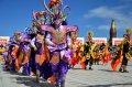 Фестиваль Вирхен-де-ла-Канделария в Пуно (Перу). Фото - Andina / andina.com.pe