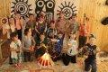 Казымчане Ханты-Мансийского АО провели детский праздник с индейской тематикой. Фото: UgraNow.ru