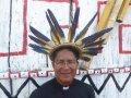 В Бразилии индеец банива стал священником
