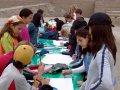 Детские летние археологические семинары в Уака-Пукльяна. Архивное фото - huacapucllanamiraflores.pe