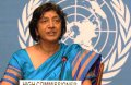 Верховный комиссар ООН по правам человека Наванетхем «Нави» Пиллэй