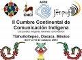 В Оахаке (Мексика) проходит 2-й континентальный форум индейской коммуникации