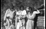 Индейцы племени тепеуа. Баборигам. 1893. Фото: Карл Лумгольц