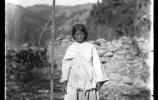 Женщина племени уичоль. 1895. Фото: Карл Лумгольц