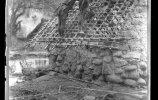 Племя уичолей. Мужчины строят храм. 1895. Фото: Карл Лумгольц