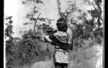 Лучник племени уичолей. 1898. Фото: Карл Лумгольц