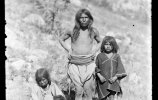 Семья текоричека. Чихуахуа, 1892. Фото: Карл Лумгольц