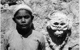 Мальчик майя из Тулума, 1942. Мануэль Альварес Браво