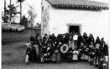 Похороны в Метепеке, 1932. Мануэль Альварес Браво