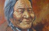 Бабушка. Автор: О.Катракова