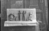 Глиняные артефакты. Фото: Карл Лумгольц