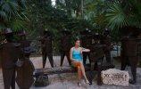 Наталья Кузнецова, Парк Шкарет (Xcaret), Мексика