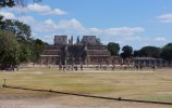 Храм воинов. Чичен-Ица