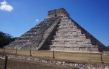 Пирамида Кукулькана. Чичен-Ица