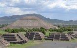 Пирамида Солнца. Теотиуакан. Фото: Алексей Ткачев