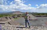 «Дорога Мертвых». Теотиуакан. Фото: Алексей Ткачев