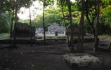 Руины Сан-Мигелито (Канкун). Южный комплекс. Фото - Д.Иванов (Екатеринбург)