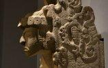 "Скульптура ""Королева Ушмаля"". Известняк. Ушмаль, Юкатан. Фото - INAH"