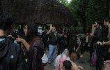 Ньюэйджеры в Паленке 21.12.2012. Фото - О.Мясоедов, Е.Корыхалова