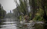 Каналы Шочимилько. Фото - О.Мясоедов, Е.Корыхалова