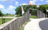 Национальный мемориал де Сото. Фото: Константин Ашрафьян