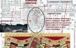 Теотиуаканский жилой компаунд САКУАЛА. (рисунки Л.Сежурн, фото М. Робб, карта Р. Миллон)