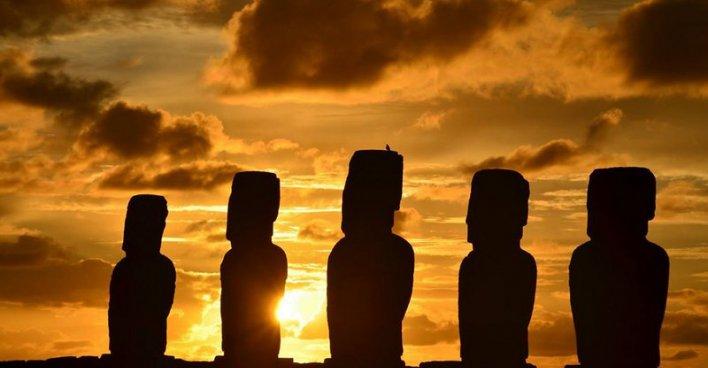 Генетики: аборигены острова Пасхи контактировали с индейцами и возвращались на остров. Фото -  Natalia Solar