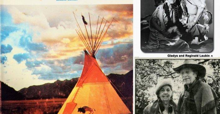 Готовится к изданию перевод книги Р. и Г. Лаубин «The Indian Tipi»